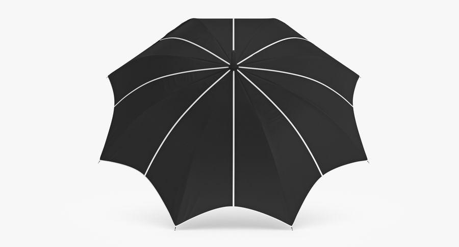Umbrella Open 3 royalty-free 3d model - Preview no. 7