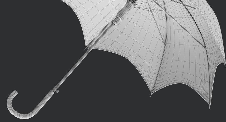 Umbrella Open 3 royalty-free 3d model - Preview no. 19