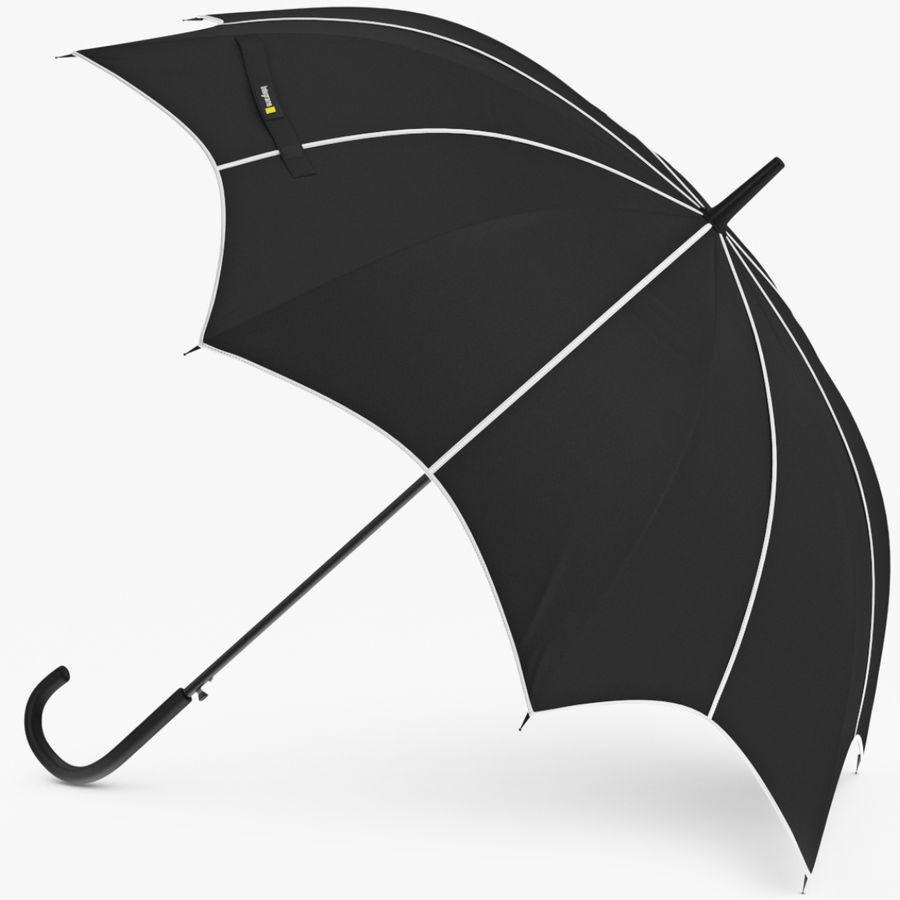Umbrella Open 3 royalty-free 3d model - Preview no. 1