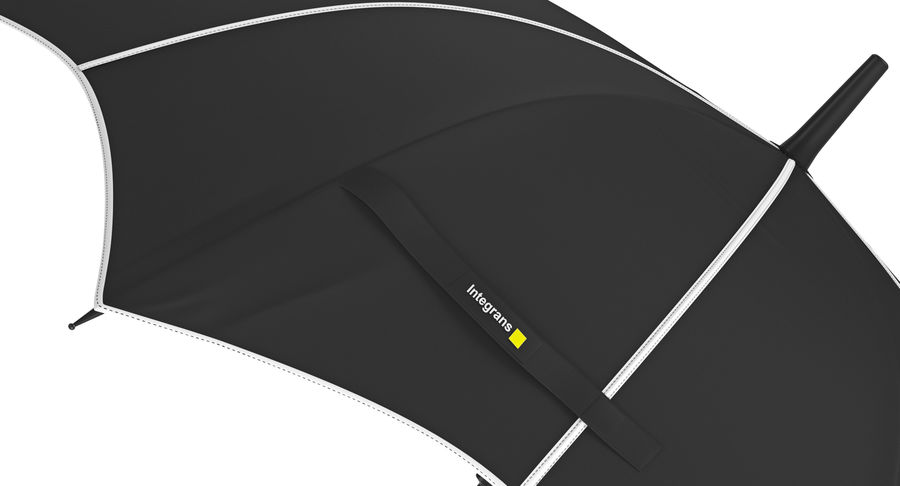 Umbrella Open 3 royalty-free 3d model - Preview no. 11