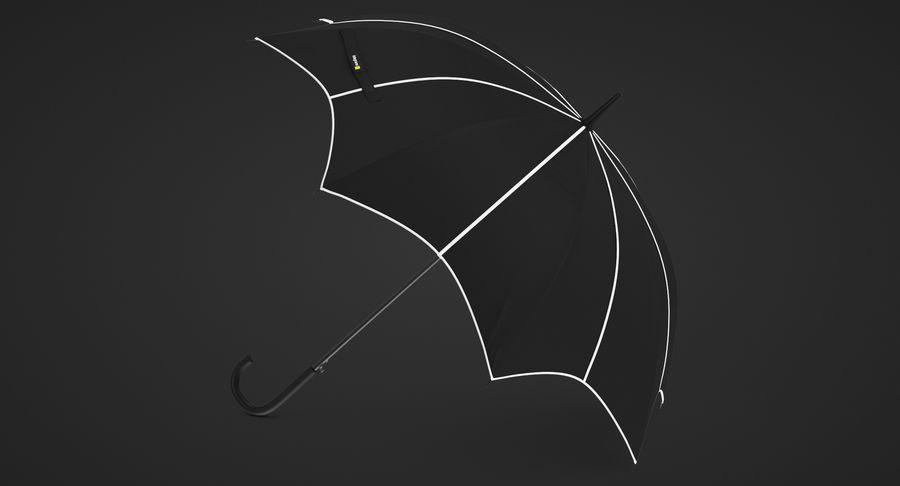 Umbrella Open 3 royalty-free 3d model - Preview no. 3