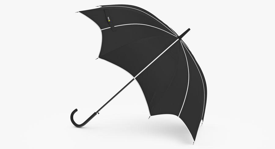 Umbrella Open 3 royalty-free 3d model - Preview no. 2