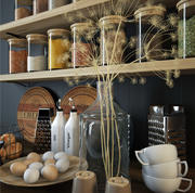 Kitchen Set - Tableware - Accessories 3d model