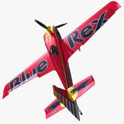 Zivko Edge 540 (Acrobatic) 3d model
