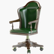 Chaise classique 3d model