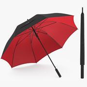 Paraply 3d model