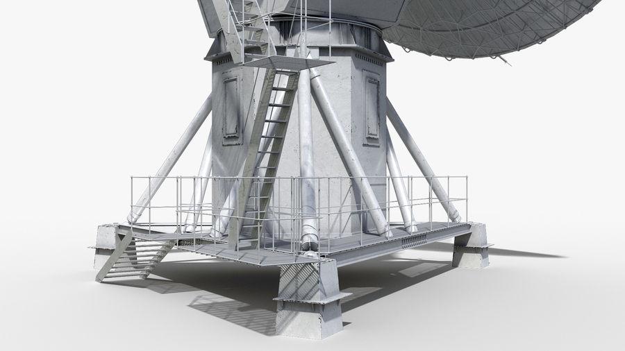 Antenna parabolica royalty-free 3d model - Preview no. 4