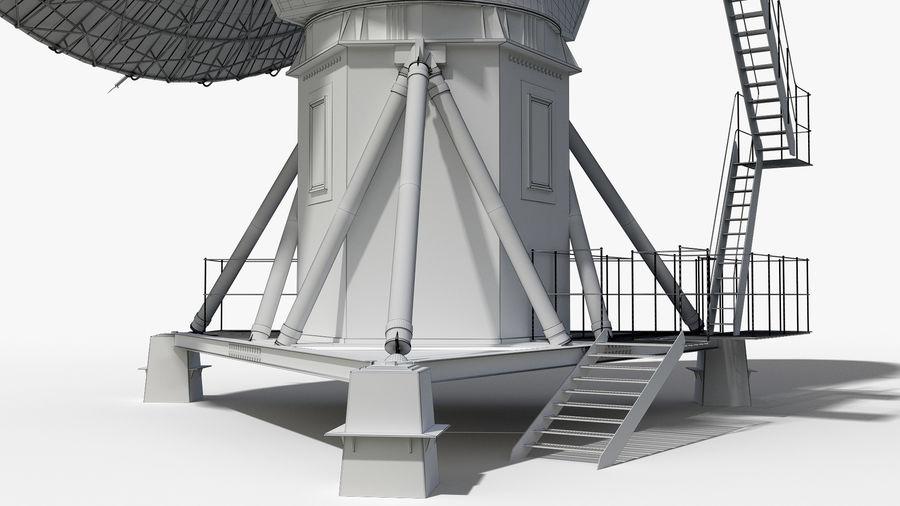 Antenna parabolica royalty-free 3d model - Preview no. 13