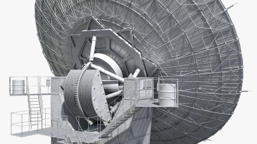 Antenna parabolica royalty-free 3d model - Preview no. 3