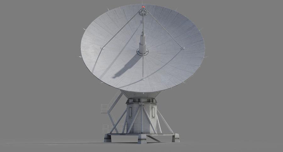 Antenna parabolica royalty-free 3d model - Preview no. 2