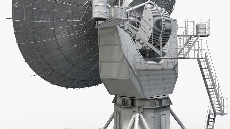 Antenna parabolica royalty-free 3d model - Preview no. 5