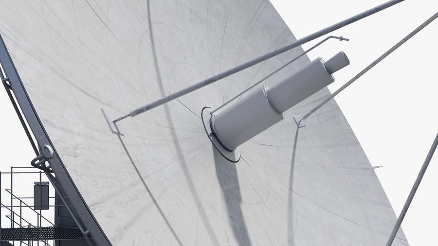Antenna parabolica royalty-free 3d model - Preview no. 7