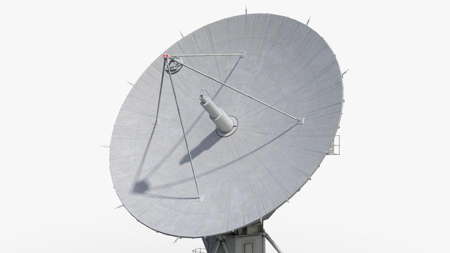 Antenna parabolica royalty-free 3d model - Preview no. 6