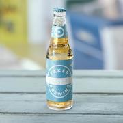 Butelka piwa - lekkie piwo - oktan 3d model
