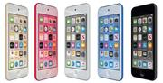 Apple iPod Touch All Colors 3d model