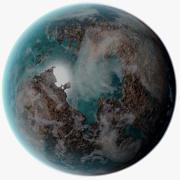ExoPlanet 1 3d model