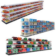 Grocery Store Collection 2 3d model