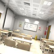 Aula 3d model