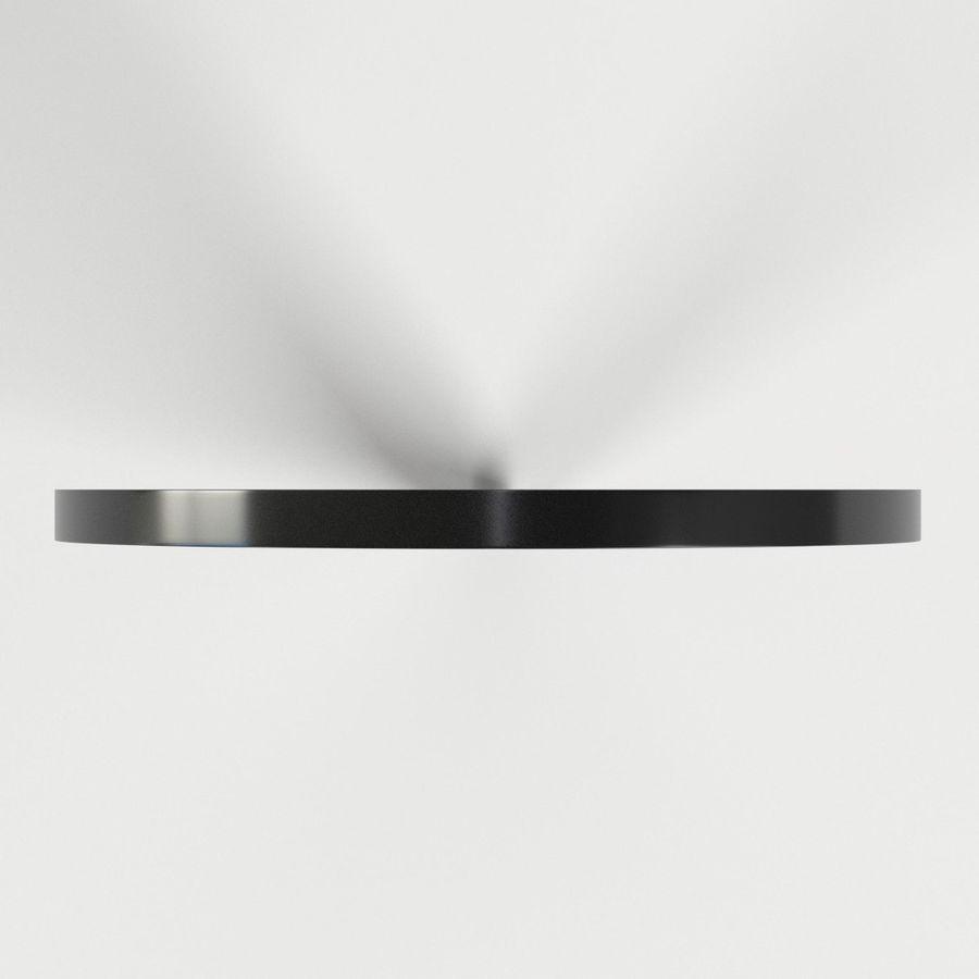 丸型ハンドヘルドミラー royalty-free 3d model - Preview no. 6