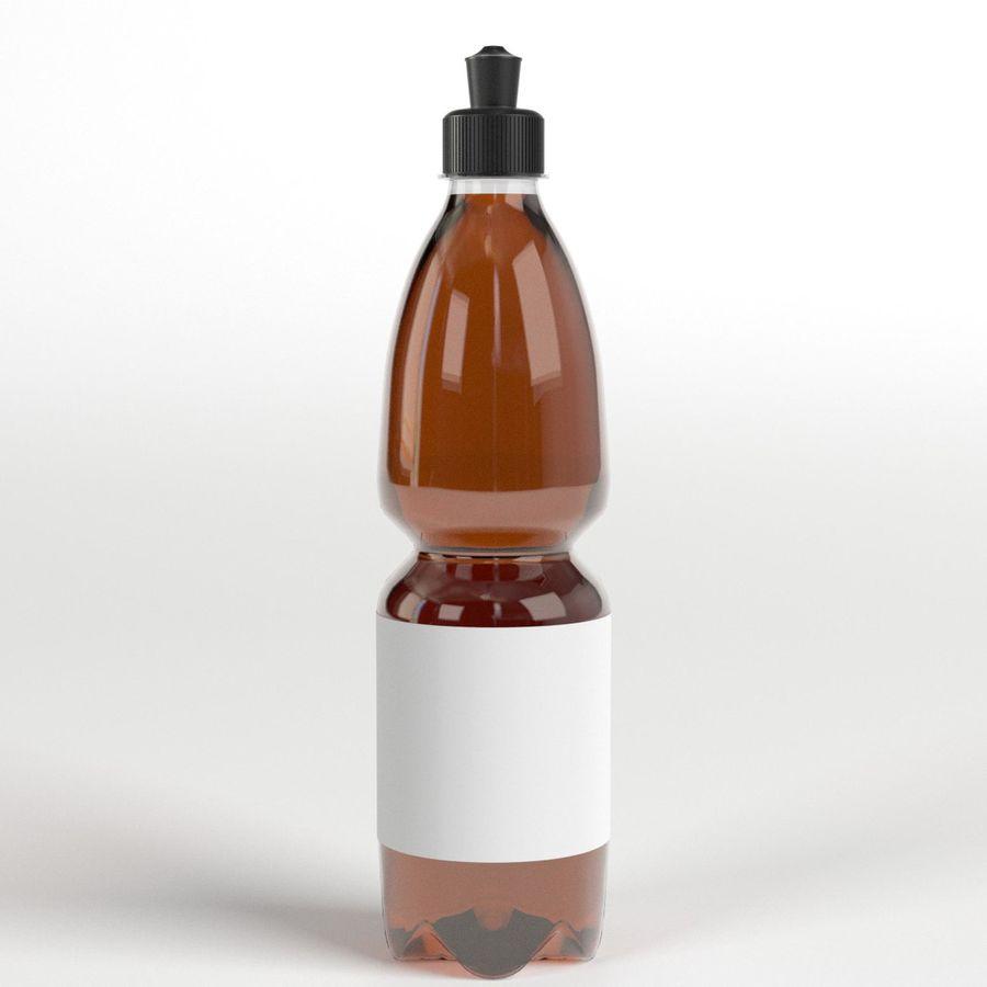 Bouteille de boisson énergétique royalty-free 3d model - Preview no. 1