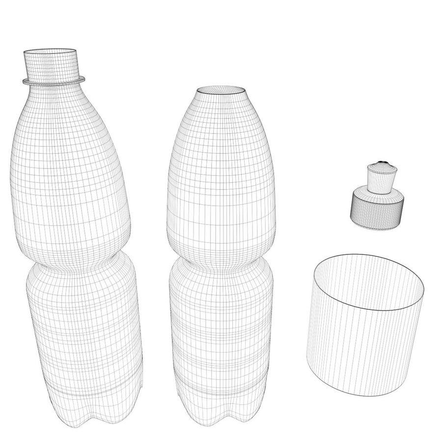 Bouteille de boisson énergétique royalty-free 3d model - Preview no. 8