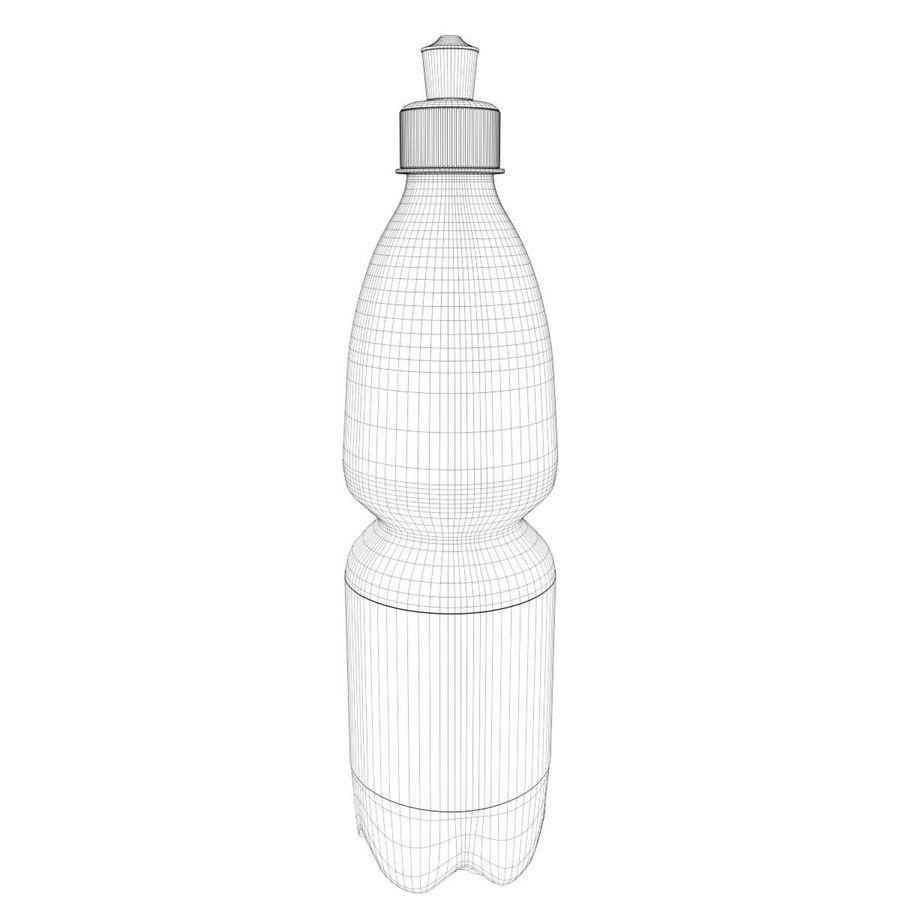 Bouteille de boisson énergétique royalty-free 3d model - Preview no. 7