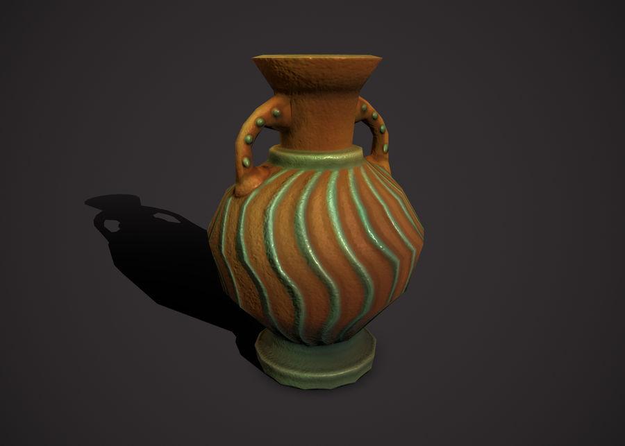 amphora royalty-free 3d model - Preview no. 5