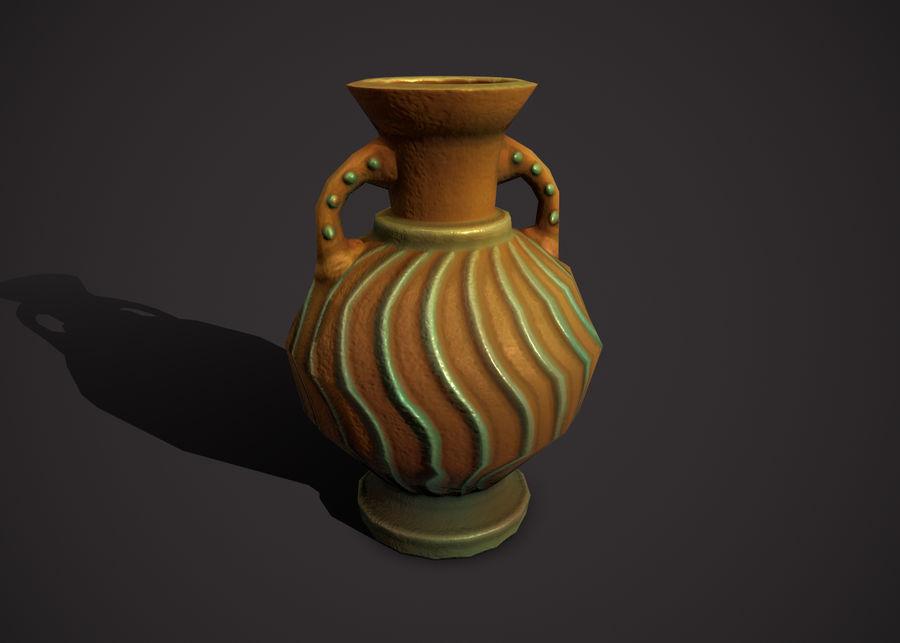 amphora royalty-free 3d model - Preview no. 2