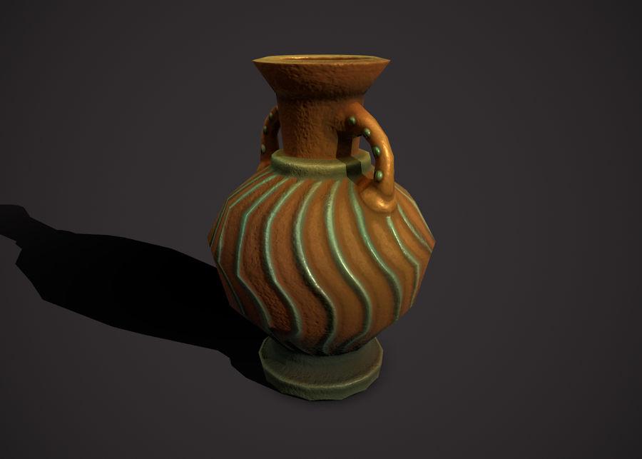amphora royalty-free 3d model - Preview no. 6