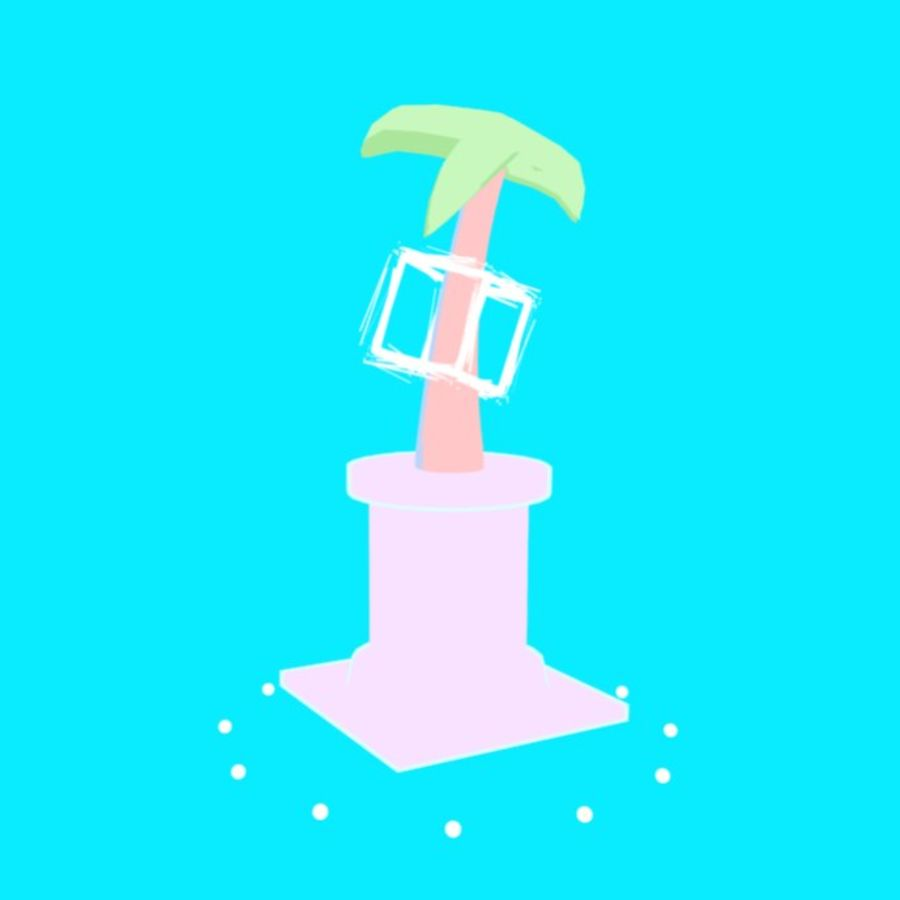 22+ Vaporwave Palm Tree Pictures