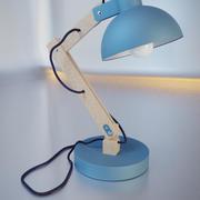 Lâmpada de mesa 3d model
