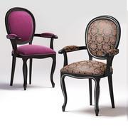 Klassischer Stuhl ami s103L 3d model