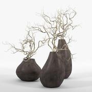 Turo planter 3d model