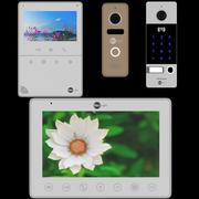 비디오 도어 폰 Neolight 2 3d model