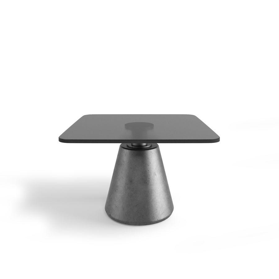 BoConcept Nantes soffa royalty-free 3d model - Preview no. 18