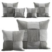 Cushions 3d model