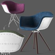 Cult Living Moda Aviator Chair 3d model