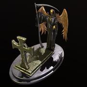 Angelo della morte 3d model