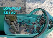 Cabina di pilotaggio Mig21 3d model