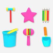儿童玩具 3d model