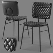 Cult Furniture Elgin Chair 3d model