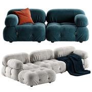 Camaleonda soffa 3d model