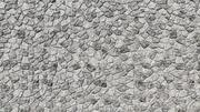Natürliche graue Granitsteinwandbeschaffenheit 3d model