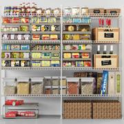 Piccole cose per la cucina 3d model