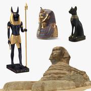 Egypt 3D Models Collection 2 3d model
