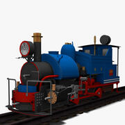 Darjeeling Himalayan Toy Train 3d model