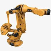 Robot z dużym ładunkiem 3d model