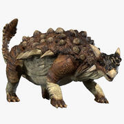 TarchiaSaurus 3D (uzbrojony) 3d model