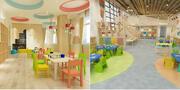 Klasy dla dzieci 3d model