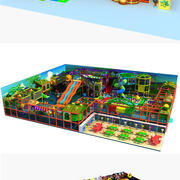 Playground 7-9 3d model